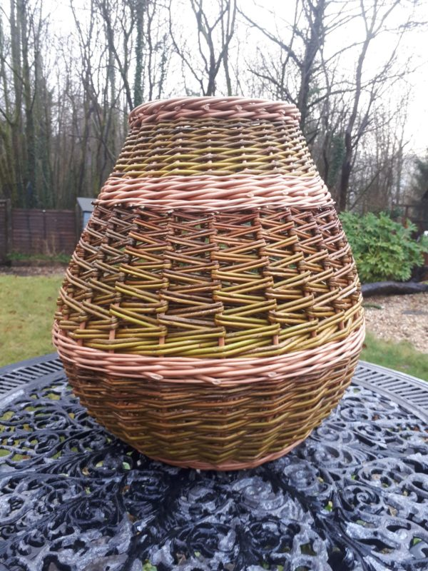 Fresh Willow Shaped Urns